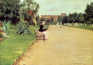 William Merritt Chase - Il Parco