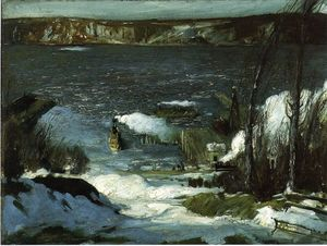 George Wesley Bellows - nord fiume