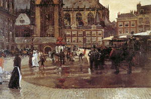 George Hendrik Breitner - The Dam