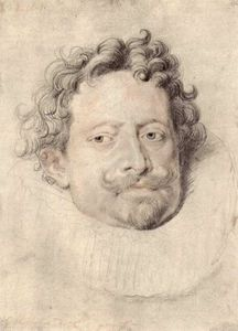 Peter Paul Rubens - Ritratto di Don Diego Messina