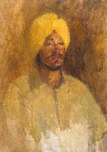 William Menzies Coldstream - havildar ajmer singh